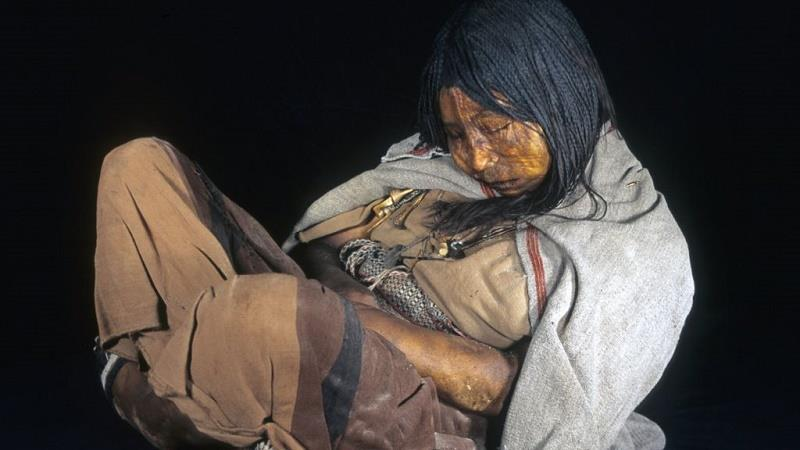 Be fascinated by the 500 year old Inca child mummies in Salta