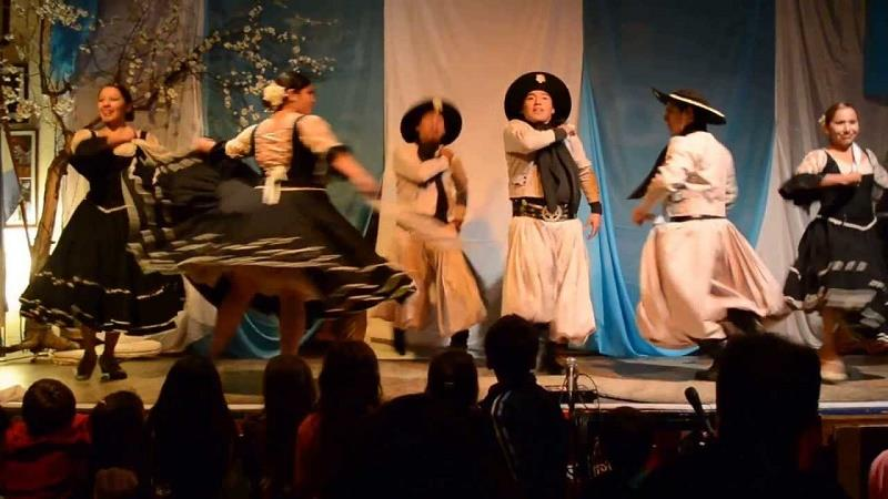 Try a traditional Peña show, dinner and of course wine, on a night out in Salta