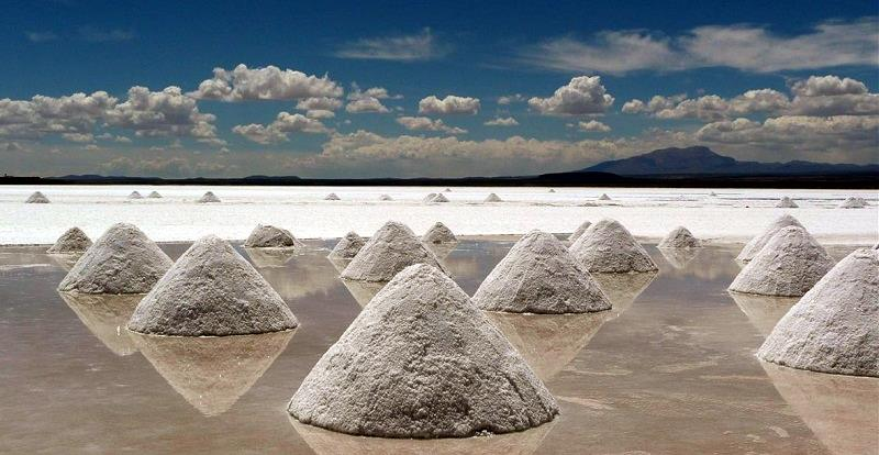 Visit the spectacular salt flats in this region in Argentina, Chile and of course Bolivia.