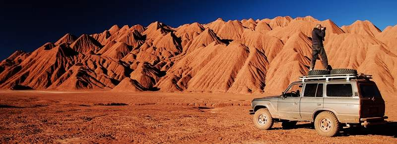 Tours in Salta provides the perfect photographic safari for landscape lovers - truly spectacular Puna tour