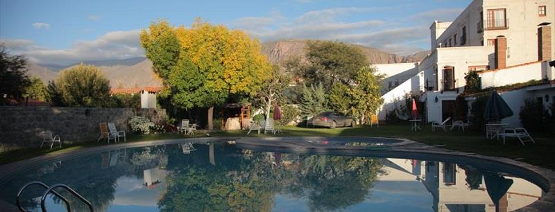 The Asturias Hotel in Cafayate has an excellent town center location and is very well equiped